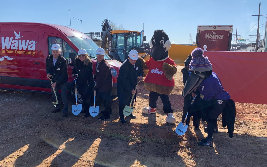 DMS Development Breaks Ground
