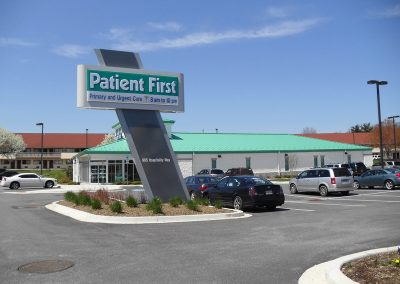 Windy Hill Shopping Center Development Patient First